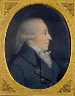 Portrait of François-Marie Gatian de Clérambault