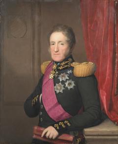 Portrait of Heinrich Ferdinand Graf zu Isenburg-Philippseich