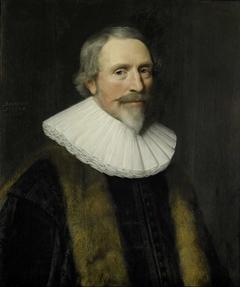 Portrait of Jacob Cats (1577-1660)