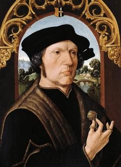 Portrait of Jan Gerritsz van Egmond van de Nijenburg