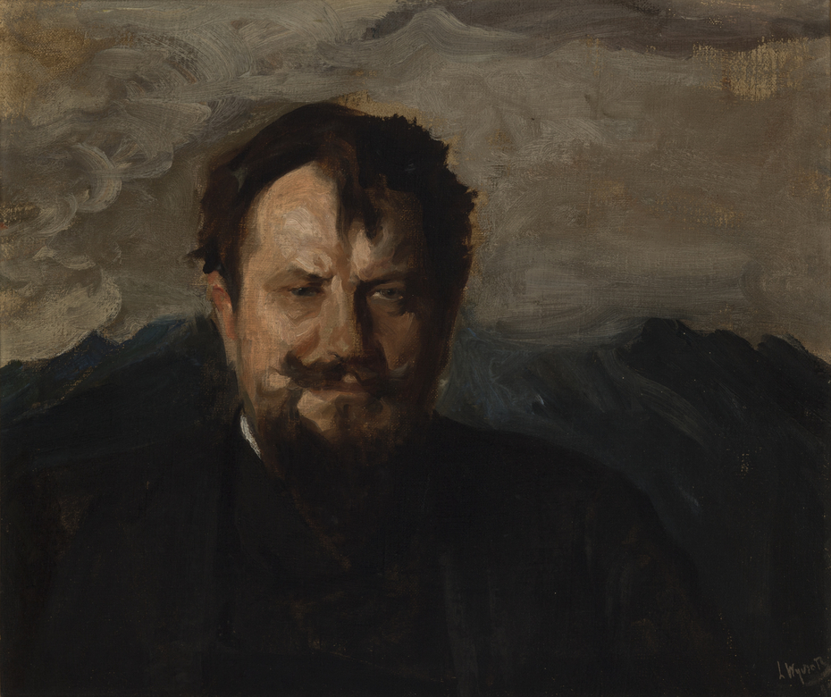 Portrait of Jan Kasprowicz
