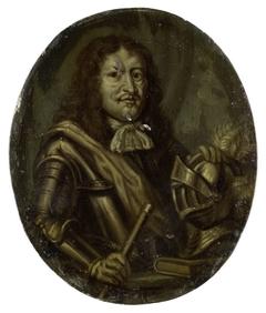 Portrait of Joan van Paffenrode, Baron of Ghussigny, Dramatic Poet