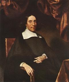 Portrait of Justus Criex