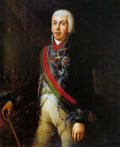 Portrait of King John VI