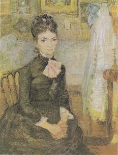 Portrait of Léonie Rose Charbuy-Davy