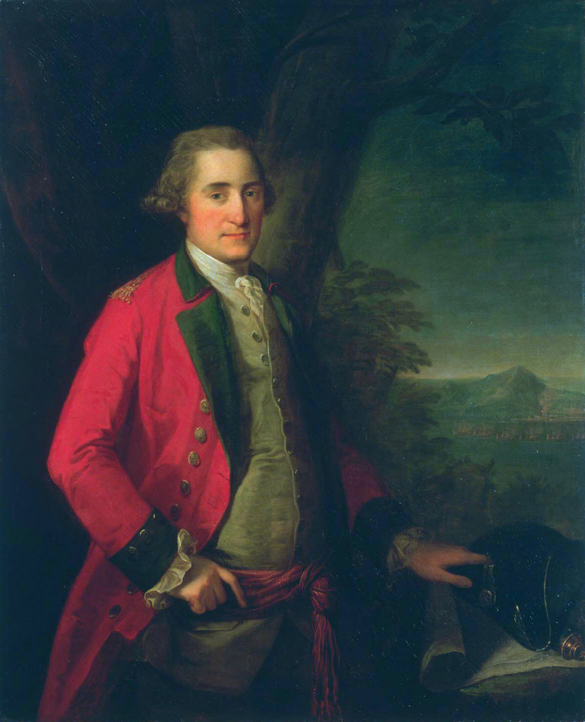 Portrait of Lieutenant General James Cuninghame