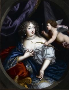 Portrait of Madame de Montespan