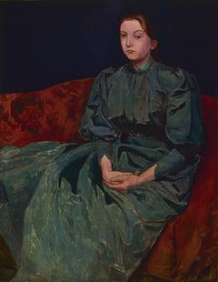 Portrait of Madeline, the Artist's Sister