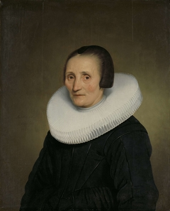 Portrait of Margaretha de Geer (1585-1672)