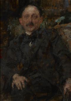 Portrait of Painter Marcin Samlicki