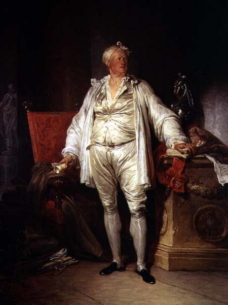 Portrait of Pierre-Jacques-Onésyme Bergeret