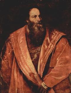 Portrait of Pietro Aretino
