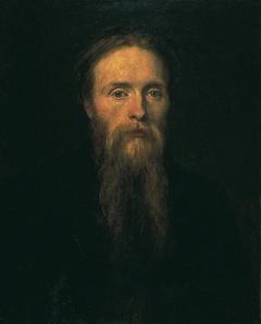 Portrait of Sir Edward Burne-Jones (1833-1898 )