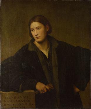 Portrait of Stefano Nani
