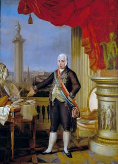 Portrait of the Prince Regent D. João
