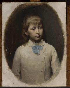 Portrait of Zosia Kraszewska (1863–?)