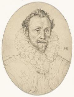 Portret van Wolfgang Willem van Beieren