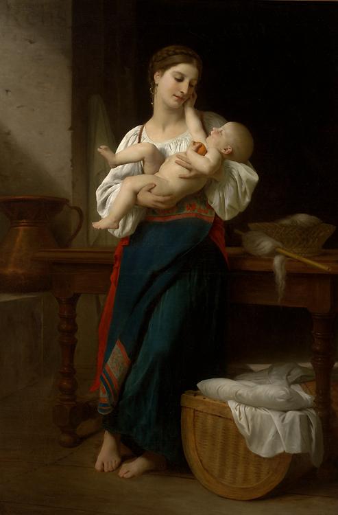 Premières Caresses