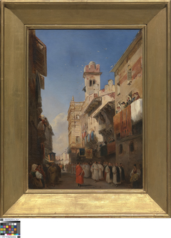 Processie in Verona