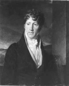 Quirijn W. van Hoorn (husband of A.I of Poll) (1783-1855), Tax Collector in Amsterdam