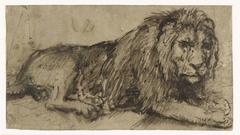 Recumberent Lion