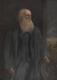 Reverend J R Kilsby Jones 1813-89
