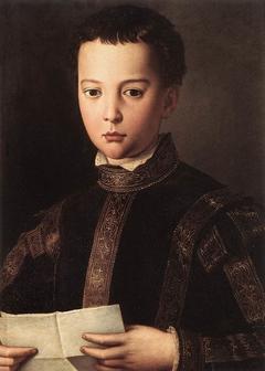 Ritratto di Francesco I de' Medici giovinetto