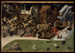 Scenes from the Lives of the Desert Fathers (Thebaid)