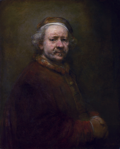 Self-Portrait at the Age of 63