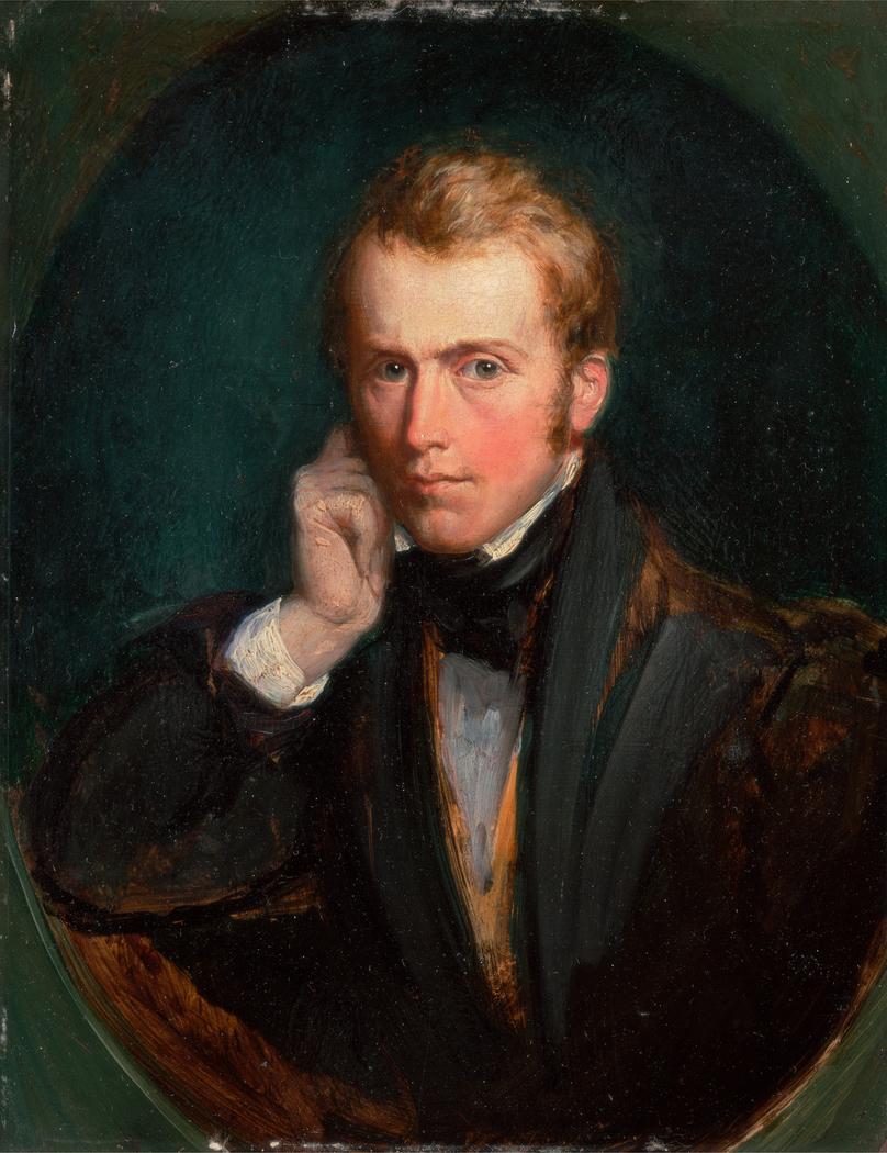 Self-Portrait of Richard Redgrave