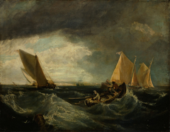 Sheerness and the Isle of Sheppey (after J.M.W. Turner)