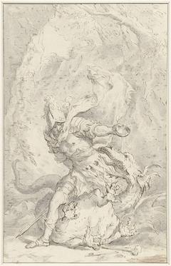 Sint Joris verslaat de draak