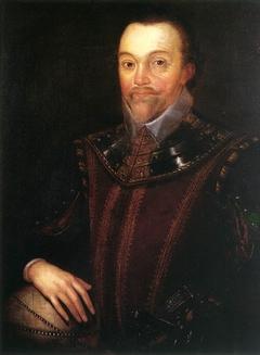 Sir Francis Drake (1540?-1596)