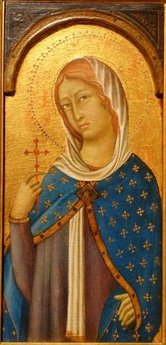 St. Margaret Holding the Cross