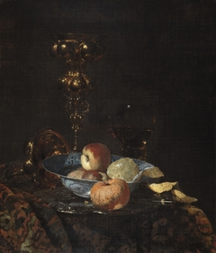 Still Life with Columbine Goblet