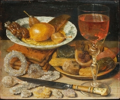 Still Life with Sweetmeats