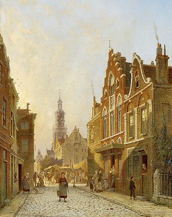 Street in Winschoten