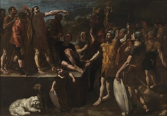 The Allocution of a Roman Emperor