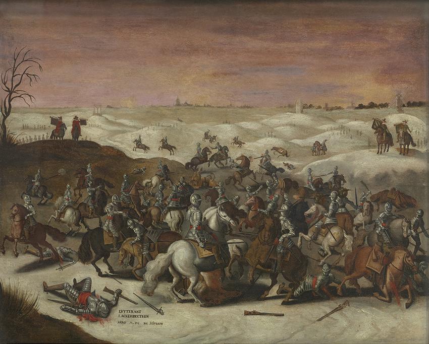 The Battle of Lekkerbeetje