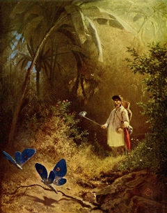 The Butterfly Hunter