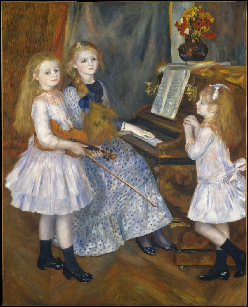 The Daughters of Catulle Mendes