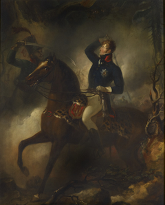 The Death of Prince Louis Ferdinand of Prussia (1772-1806)