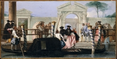 The Departure of the Gondola