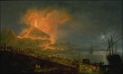 The Eruption of Mt. Vesuvius