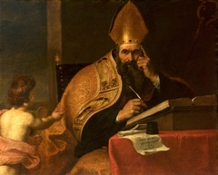 The Four Doctors of the Western Church: Saint Augustine of Hippo