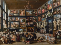 The Gallery of Cornelis van der Geest