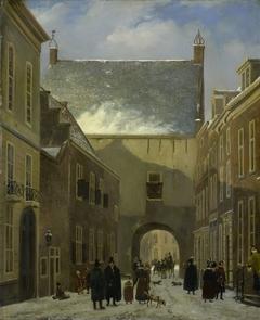 The Gevangenpoort, The Hague