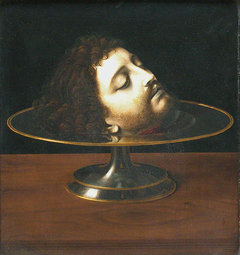 The Head of Saint John the Baptist on a Charger