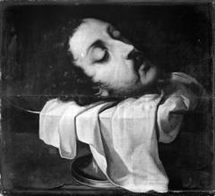 The Head of Saint John the Baptist