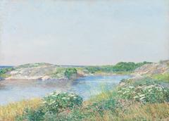 The Little Pond, Appledore